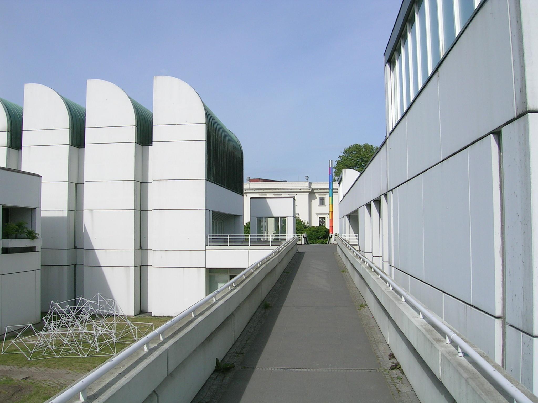 Archivio Bauhaus A Berlino Attanasio Architettura