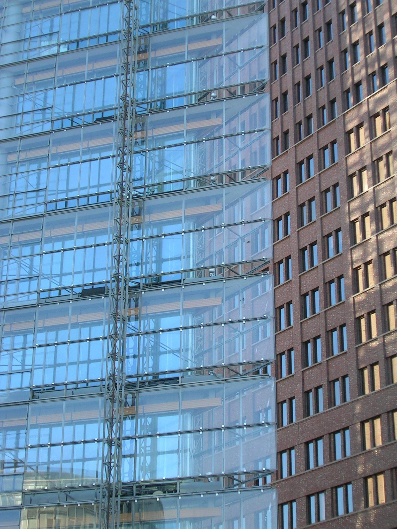 Potsdamer platz a berlino attanasio architettura for Piano di progettazione di edifici commerciali
