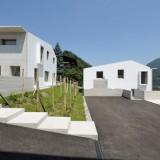 Cinque case unifamiliari nel canton Ticino