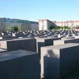 Monumento commemorativo dell'olocausto a Berlino